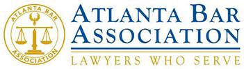 Atlanta Bar Association logo