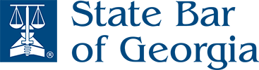 State Bar of Georgia logo